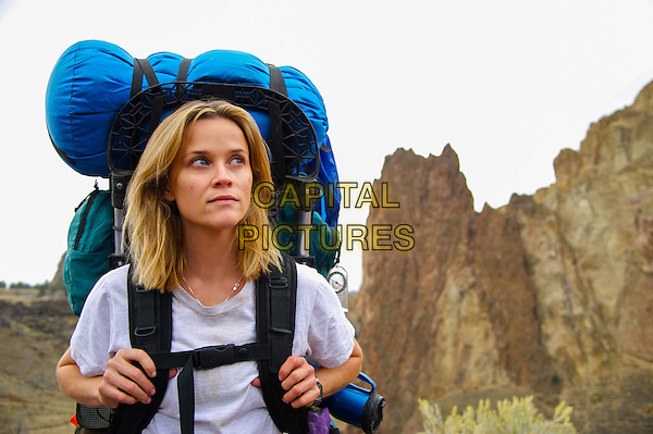 Reese Witherspoon<br /> in Wild (2014) <br /> *Filmstill - Editorial Use Only*<br /> CAP/FB<br /> Image supplied by Capital Pictures