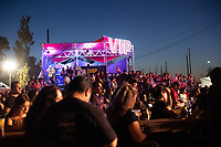 MEXICALI, MEXICO - June 8 A general view of the VIP area on the Tecate Location June 8, 2019 in Mexicali, Mexico.<br /> Tecate Location Mexicali 2019 is one of the main music festivals nationwide and in the state, Band line up<br /> CAIFANES, CAMILO VII, DRAKE BELL, LNG / SHT, SERBIA<br /> (Photo by Luis Boza/VIEWpress)