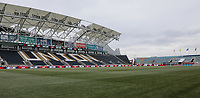 Chester, PA - Monday May 28, 2018: USMNT vs Bolivia at Talen Energy Stadium during an international friendly match between the men's national teams of the United States (USA) and Bolivia (BOL) at Talen Energy Stadium.