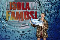 Alessia Marcuzzi<br /> Milano 18/01/2018 - photocall trasmissione Tv ' L'isola dei famosi' / foto Daniele Buffa/Image/Insidefoto