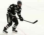 Jake Walman (PC - 19) - The Harvard University Crimson defeated the Providence College Friars 3-0 in their NCAA East regional semi-final on Friday, March 24, 2017, at Dunkin' Donuts Center in Providence, Rhode Island.