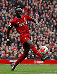 Sadio Mane of Liverpool during the Premier League match at Anfield, Liverpool. Picture date: 7th March 2020. Picture credit should read: Darren Staples/Sportimage