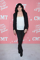Shannen Doherty at Jennie Garth's 40th birthday celebration and premiere party for 'Jennie Garth: A Little Bit Country' at The London Hotel on April 19, 2012 in West Hollywood, California Credit: mpi20/MediaPunch Inc.