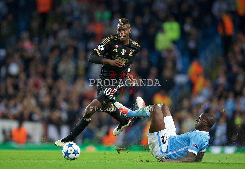 European Football Uefa Champions League Group D Manchester City Fc V Juventus Propaganda Photo Com