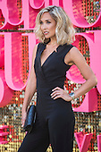 London, UK. 29 June 2016. Myleene Klass. World premiere of Absolutely Fabulous - the Movie in London's Leicester Square.