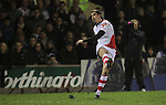 Ian Humphreys.Celtic League .Cardiff Blues v Ulster.Cardiff Arms Park.Picture credit: Steve Pope / Sportingwales