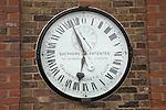 Twenty four hour clock Royal Observatory, Greenwich, London, England