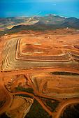 Mine de nickel de Tiébaghi, SLN, Koumac, Nouvelle-Calédonie