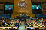 General Assembly Seventy-third session, 14th plenary meeting<br /> <br /> 	<br /> His Excellency Jean-Claude GAKOSSO Minister for Foreign Affairs and Cooperation of Congolese Living Abroad of Congo