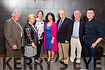 +++Reproduction Free+++<br /> Launch of the 21st Fleadh By The Feale, The Cellar Bar, Abbeyfeale last Thursday night, committee members pictured l-r: Kieran Curtin, Celine McNally, Dervala Conlon Ahern, Laura Quill, John Sullivan, Pat Quill and Kevin Murphy. <br /> Pic Credit: JDM Photography.ie