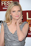 Michelle Pfeiffer at The Los Angeles Film Festival DreamWorks Pictures' World Premiere of People Like Us held at   The Regal Cinemas L.A. LIVE Stadium 14 in Los Angeles, California on June 15,2012                                                                               © 2012 Hollywood Press Agency