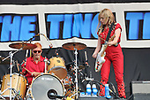 Jul 02, 2010: THE TING TINGS - Wireless Festival Day 1