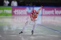 SCHAATSEN: HEERENVEEN: IJsstadion Thialf, 16-11-2012, Essent ISU World Cup, Season 2012-2013, Ladies 1st 500 meter Division B, Yuliya Liteykina (RUS), ©foto Martin de Jong