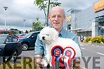 Tralee man Pat Curran and his dog Maximus came 3rd in the national Puppy of the Year competition