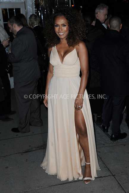 www.acepixs.com<br /> February 8, 2017  New York City<br /> <br /> Janet Mock attending the amfAR New York Gala 2017 at Cipriani Wall Street on February 8, 2017 in New York City.<br /> <br /> Credit: Kristin Callahan/ACE Pictures<br /> <br /> Tel: 646 769 0430<br /> Email: info@acepixs.com