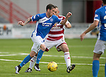 Hamilton Accies v St Johnstone&hellip;25.09.16.. New Douglas Park   SPFL<br />