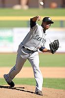 Anthony Varvaro - Peoria Javelinas, 2009 Arizona Fall League.Photo by:  Bill Mitchell/Four Seam Images..