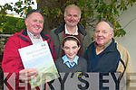 CONFERENCE: Preparing this week for the forthcoming Irish Rural Dwellers Association meeting in Tralee on 17th November were, l-r: Johnny Reilly (Kerry Branch Chairman), James Doyle (National Chairman), Sean Sweeney (Kerry Branch Treasurer) and Amy Burke (Beaufort).   Copyright Kerry's Eye 2008