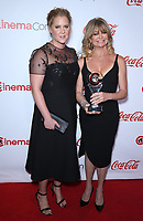 30 March 2017 - Las Vegas, NV -  Amy Schumer, Goldie Hawn. 2017 CinemaCon Big Screen Achievement Awards at Caesar's Palace.  Photo Credit: MJT/AdMedia