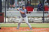 Ethan Chea (8) Tomball, Texas during the Baseball Factory All-America Pre-Season Rookie Tournament, powered by Under Armour, on January 13, 2018 at Lake Myrtle Sports Complex in Auburndale, Florida.  (Michael Johnson/Four Seam Images)