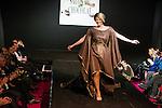 Sabrina Jacobs - Défilé d'inauguration de la 2eme Edition du Salon du Chocolat à Bruxelles. Lors du défilé chocolat on a pu apercevoir Annelies Törös (Miss Belgique 2015) ainsi que différentes personnalités de l'audio-visuel belge.  Belgique, Bruxelles, le 05 février 2015.