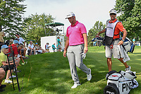 Jon Rahm (ESP) heads to 3 during 2nd round of the World Golf Championships - Bridgestone Invitational, at the Firestone Country Club, Akron, Ohio. 8/3/2018.<br /> Picture: Golffile | Ken Murray<br /> <br /> <br /> All photo usage must carry mandatory copyright credit (© Golffile | Ken Murray)