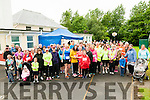 Lenemore 5K/10K : Pictured are the participants who took part in the Lenamore 5K/10K walk from Lenamore school on Sunday last.