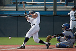 Nevada Wolf Pack against Air Force during their NCAA baseball game played at Peccole Park on Friday afternoon in Reno, Nevada on March 15, 2013