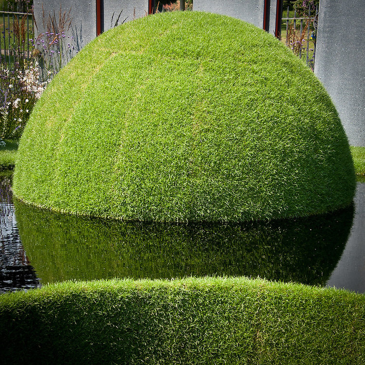 The World Vision Garden, Hampton Court Flower Show 2011.