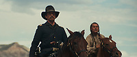 Hostiles (2017) <br /> Christian Bale, Wes Studi  <br /> *Filmstill - Editorial Use Only*<br /> CAP/KFS<br /> Image supplied by Capital Pictures