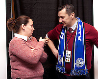 Vlatko Andronovski, Laura Harvey. The NWSL draft was held at the Pennsylvania Convention Center in Philadelphia, PA, on January 17, 2014.