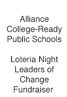 Alliance Loteria Night Leaders of Change Fundraiser
