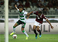 Calcio, Serie A: Torino - Sassuolo, Olympic stadium Grande Torino, August 25, 2019.<br /> during the Italian Serie A football match between Torino and Sassuolo at Olympic stadium Grande Torino, August 25, 2019.<br /> UPDATE IMAGES PRESS/Isabella Bonotto