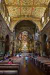 Church and Convent of St. Francis, Quito
