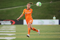 Christie Rampone (3) of Sky Blue FC. The Philadelphia Independence defeated Sky Blue FC 2-1 during a Women's Professional Soccer (WPS) match at John A. Farrell Stadium in West Chester, PA, on June 6, 2010.