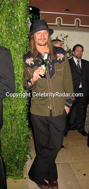 **EXCLUSIVE**.Kid Rock..Vanity Fair Oscar Party..Sunset Tower Hotel..Hollywood, CA, USA..Sunday, March 07, 2010..Photo By CelebrityRadar.com.To license this image please call (212) 410 5354; or Email: CelebrityRadar10@gmail.com ; .website: www.CelebrityRadar.com.