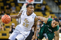 December 7, 2013 - Orlando, FL, U.S: Central Florida guard Brandon Goodwin (22) during 2nd half mens NCAA basketball game action between the Stetson Hatters and the UCF Knights. UCF defeated Stetson 77-58 at the CFE Arena in Orlando, Fl.