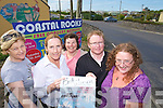Some of the Committee for the forthcoming Costal Rocks free concert which takes place in Ballybunion on the 26th and 27th of June from leftMary O'Grady, Maura Harrington, Joanna McCarthy, Greg Ryan and Jenifer Walsh.