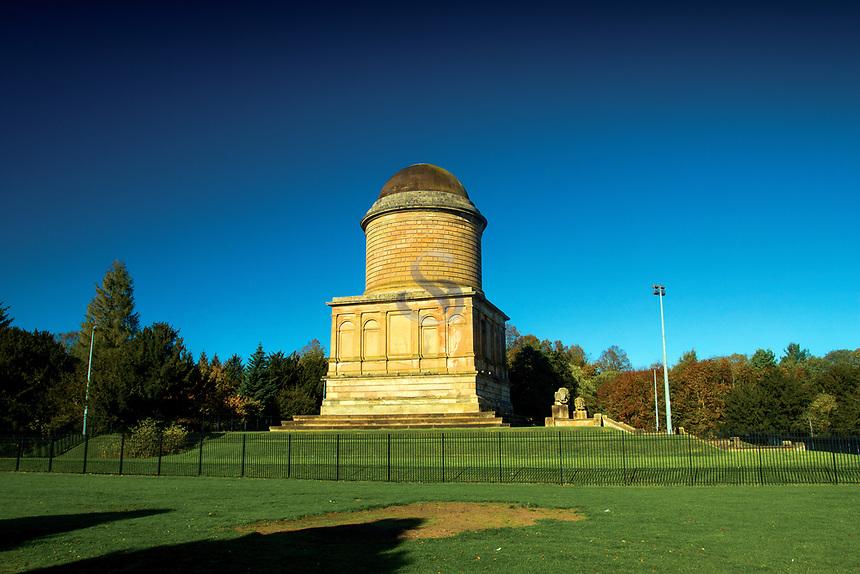 Hamilton Mausoleum, Hamilton, South Lanarkshire