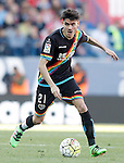 Rayo Vallecano's Jozabed Sanchez during La Liga match. April 30,2016. (ALTERPHOTOS/Acero)
