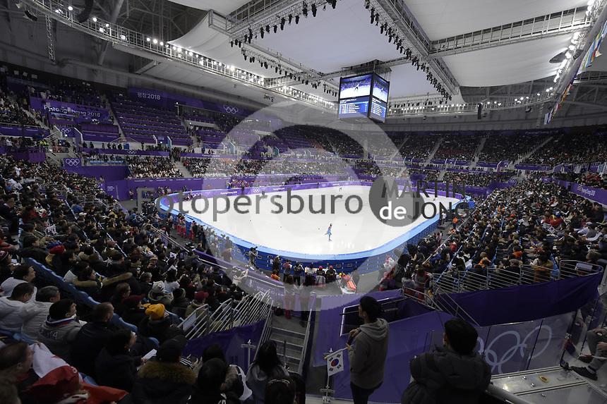 OLYMPIC GAMES: PYEONGCHANG: 22-02-2018, Gangneung Ice Arena, Short Track, A-Final 1000m Ladies, ©photo Martin de Jong
