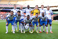 Washington, DC - May 17, 2014: D.C. United tied the Montreal Impact 1-1 at RFK Stadium.