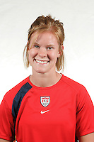 Kelsey Carpenter, U.S. Under 20 Women's National Team Training Camp, Home Depot Center, Carson, CA. May 24, 2005