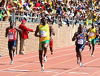 USA vs. the World at the Penn Relays 4 24 10
