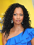 LOS ANGELES, CA. - February 26: Garcelle Beauvais-Nilon arrives at the 41st NAACP Image Awards at The Shrine Auditorium on February 26, 2010 in Los Angeles, California.