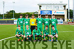 Kerry District League in the SSE Airtricity U17 League southern Elite Division against Cork City at Mounthawk Park on Sunday
