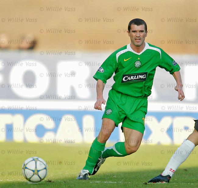 Roy Keane, Celtic.stock season 2005-2006.pic willie vass