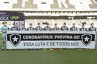 Rio de Janeiro (RJ), 15/03/2020 - Botafogo-Bangu - Partida entre Botafogo e Bangu valida pela terceira rodada da Taca Rio, realizada no Estadio Nilton Santos (Engenhao), no Rio de Janeiro, neste domingo (15). (Foto: Andre Fabiano/Codigo 19/Codigo 19)