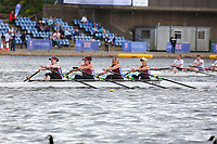 Race: 203  Event: W E 4x-  Heat 1<br /> <br /> British Rowing Masters Championships 2018<br /> Saturday<br /> <br /> To purchase this photo, or to see pricing information for Prints and Downloads, click the blue 'Add to Cart' button at the top-right of the page.