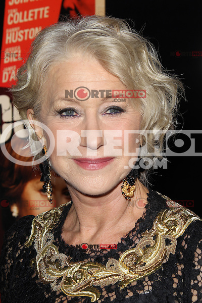 BEVERLY HILLS, CA - NOVEMBER 20: Helen Mirren at the premiere of Fox Searchlight Pictures' 'Hitchcock' at the Academy of Motion Picture Arts and Sciences Samuel Goldwyn Theater on November 20, 2012 in Beverly Hills, California. Credit: mpi27/MediaPunch Inc. /NortePhoto